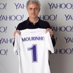 jose mourinho yahoo football ambassador