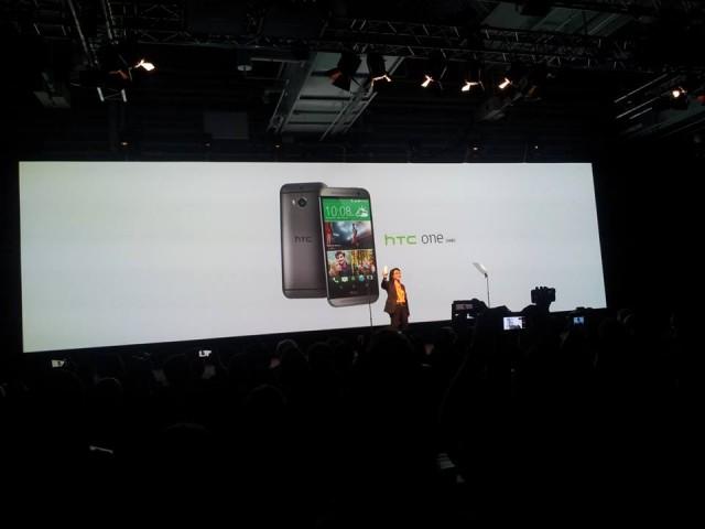 Στιγμιότυπο από το event παρουσίασης του νέου HTC One (M8) στο Λονδίνο όπου βρέθηκε το digitallifegr και ο Δημήτρης Σκιάννης