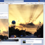 photo zoom for facebook google chrome