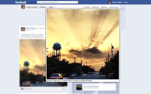 photo zoom for facebook google chrome