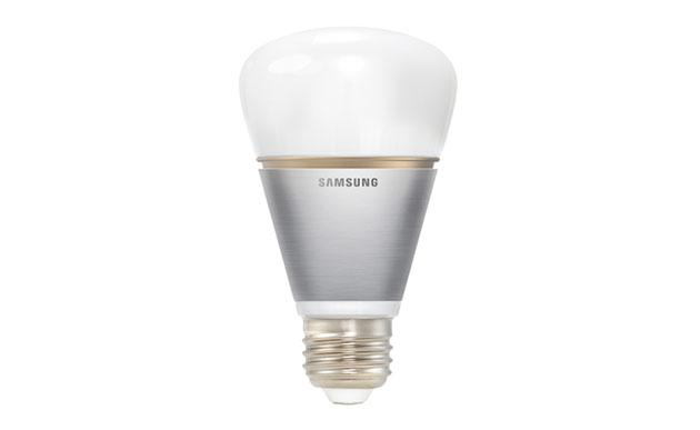 Samsung também anunciou sua lâmpada inteligente