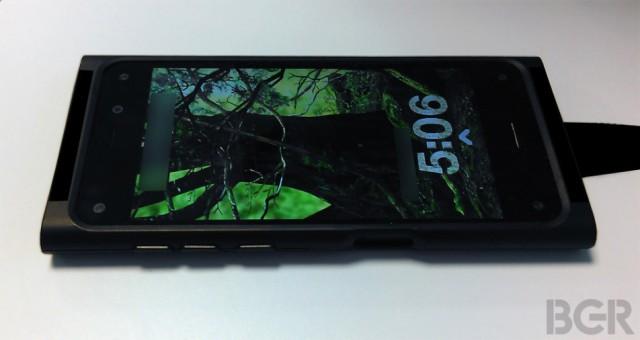 Amazon 3D smartphone BGR