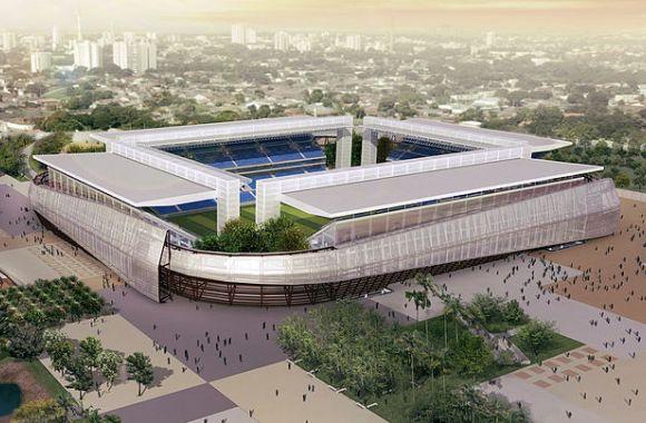 Arena Pantanal - Cuiaba