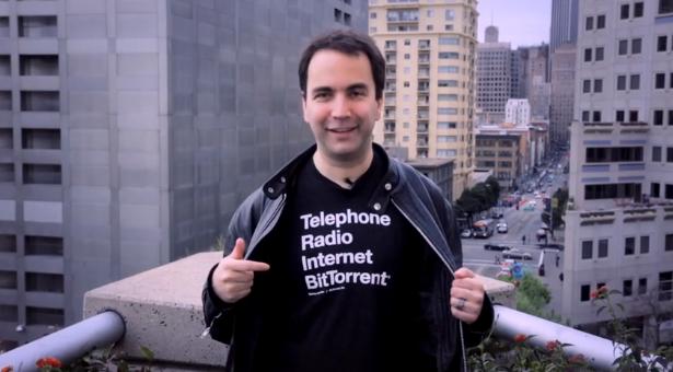 Bram Cohen BitTorrent
