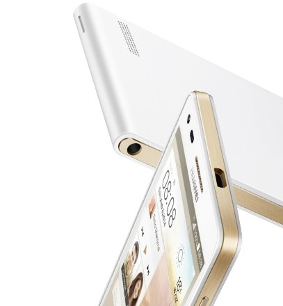 Huawei Ascend P7 mini 4