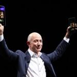 Jeff Bezos Kindle Fire Amazon