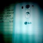 LG g3 leaked
