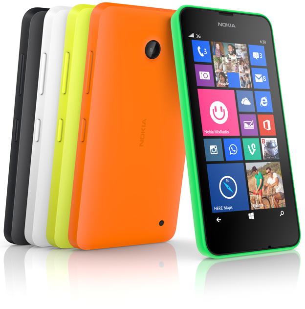 Nokia Lumia 630 Nokia Lumia 635 02