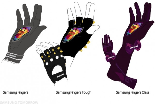 Samsung Fingers 3