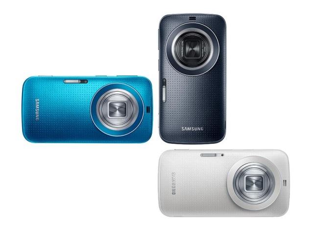 Samsung Galaxy K Zoom 3