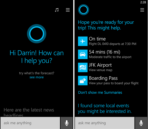 Windows Phone 8-1 Cortana2