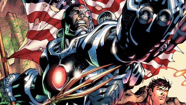 cyborg-