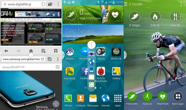 galaxy s5 apps
