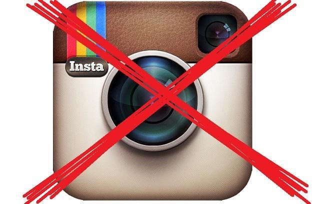 No-Instagram