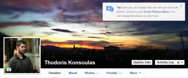 facebook cover photos privacy