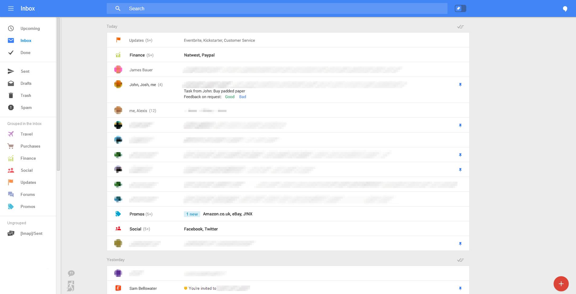 gmail new design 2014