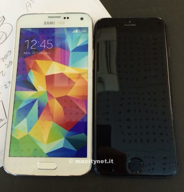 iPhone-6-dummy-vs-Galaxy-S5
