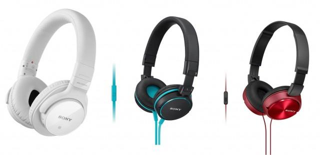 Σειρά ακουστικών με στήριγμα κεφαλής MDR-ZX