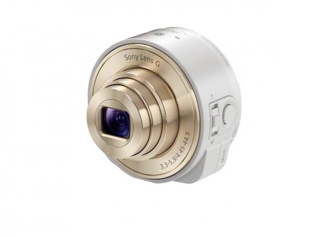 Φωτογραφική μηχανή- φακός DSC QX10
