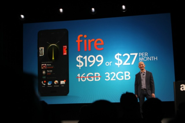 Amazon Fire Phone Price
