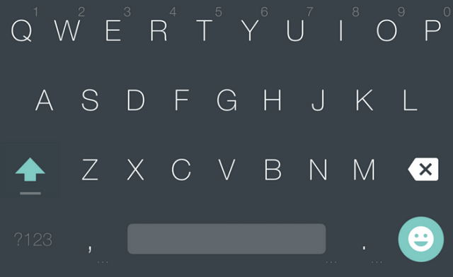 Android L Keyboard Google Play