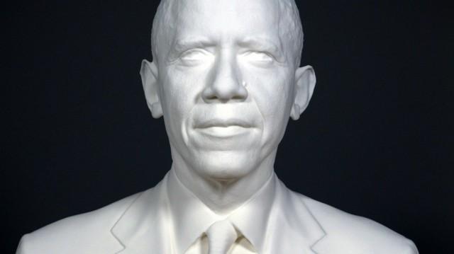Barack-Obama-3d-printed