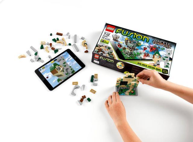 Lego Fusion2