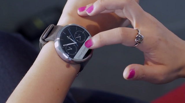 Moto 360 Official Video 02