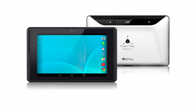Project Tango Tablet Development Kit