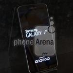 Samsung Galaxy F 01 leaked
