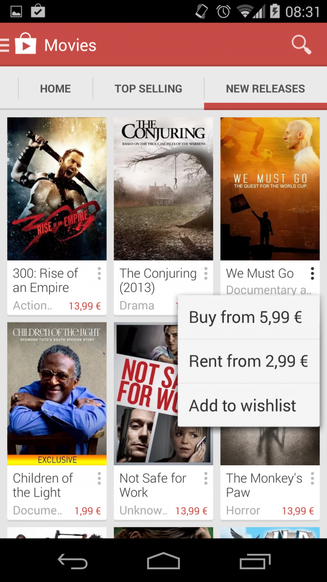 Google Play Movies 09