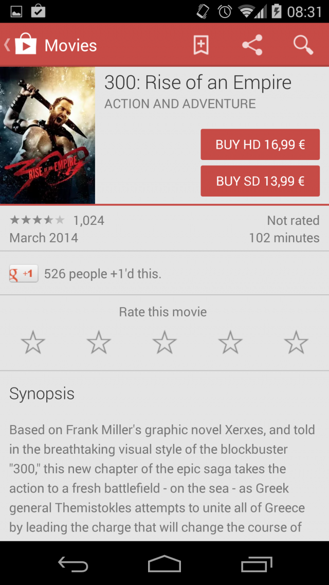 Google Play Movies 07