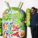 Sundar Pichai Android L