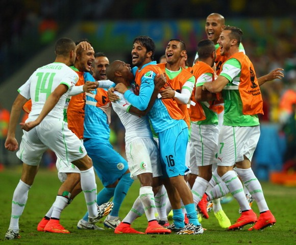 Algeria v Russia: Group H - 2014 FIFA World Cup Brazil