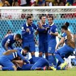 ÊÏÓÔÁ ÑÉÊÁ - ÅËËÁÄÁ(ÌÏÕÍÔÉÁË 2014) COSTA RICA - GREECE(WORLD CUP 2014)
