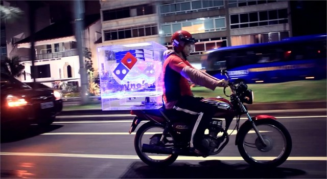 dominos steady pizza