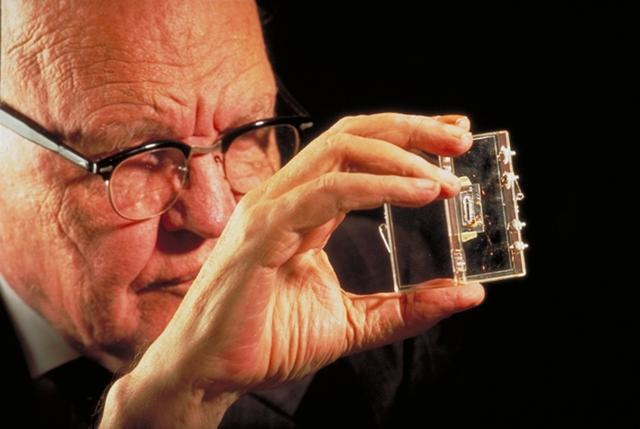 jack kilby microchip