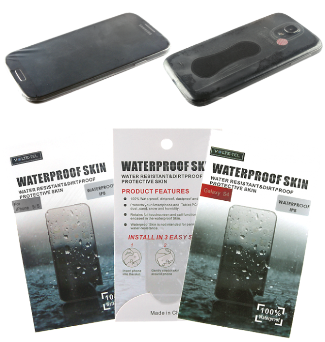 waterproof skin protector