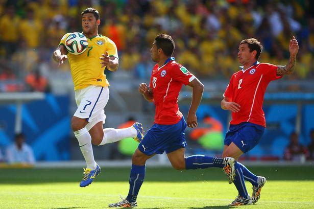 Brazil-v-Chile