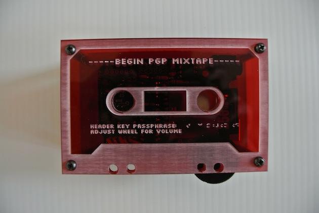 Encrypted Mixtape