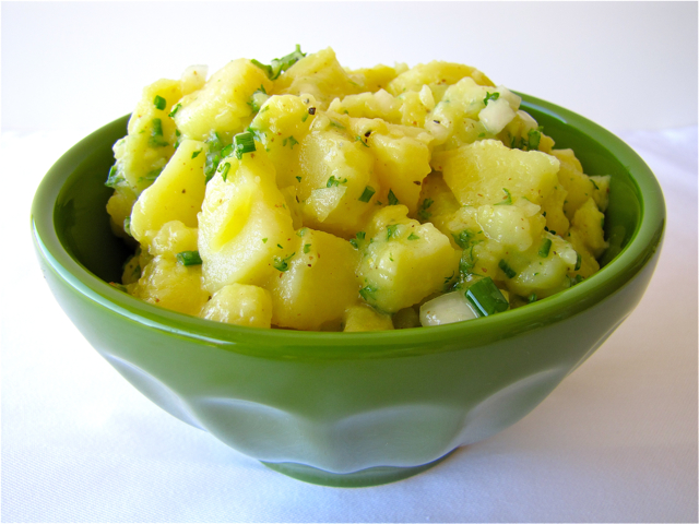 German Potato Salad 2