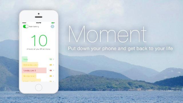 Moment app2