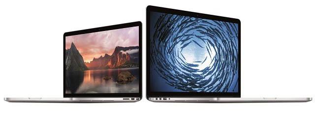 New MacBook Pro 2014