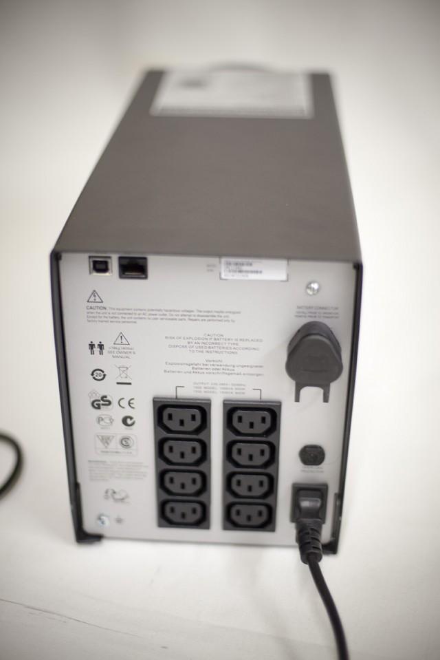 Smart-UPS C 1500VA (3)