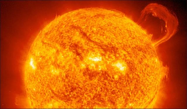 NASA Solar Flare 2