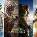 Teenage Mutant Ninja Turtles Kinect 2