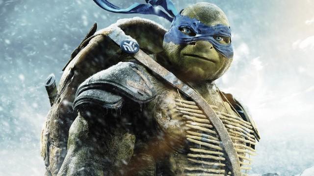 Teenage Mutant Ninja Turtles Kinect 3