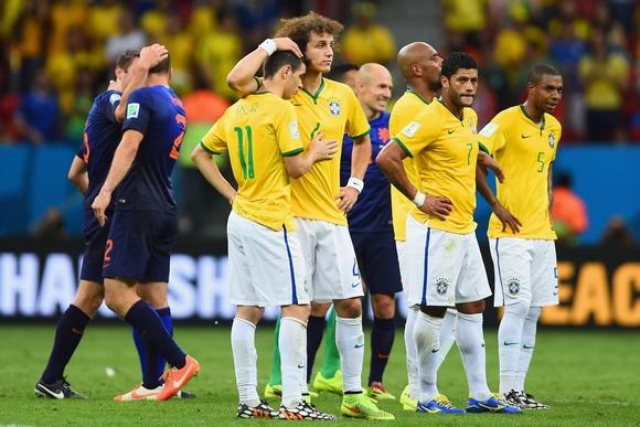 Brazil v Netherlands: 3rd Place Playoff - 2014 FIFA World Cup Brazil