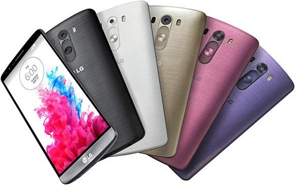 lg g3 colors
