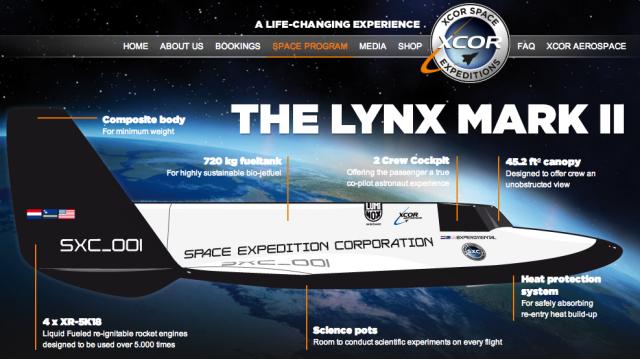 lynx-mark-ii